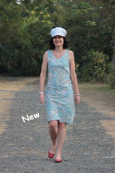Dress Sleeveless (DSLE): S - XL