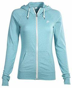 e4155701d2e19 Amazon.com  Nike Gym Vintage Full Zip Hoodie- Women s