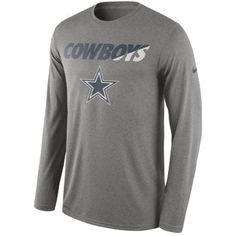 Men's Nike Dallas Cowboys Legend Practice Tee