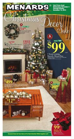 Christmas Tree Shops Ad December 26 - January 3, 2016 - http://www ...