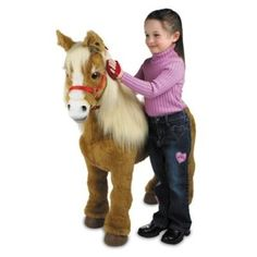 ★★★★★ Hasbro Fur Real Friends Butterscotch Pony http://www.comparestoreprices.co.uk/action-figures/hasbro-fur-real-friends-butterscotch-pony.asp #furrealpony #furealpony #furrealbutterscotch #butterscotchpony