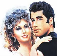 1980s grease movie, I like the way this one looks