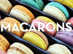 Miss Etam Damesmode Macarons, Bread Cake, Pastry Shop, Eat Dessert First, What To Cook, Four, Cake Cookies, Cupcakes, Diy Food