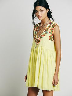 Free People FP ONE Modern Mexico Dress, $148.00