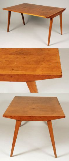 superb table by florence knoll for knoll