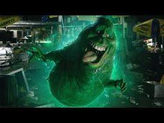 Ghostbusters: The Secret Origin of Slimer - YouTube