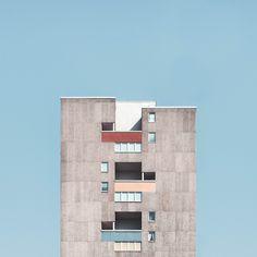 Galeria de Série fotográfica mostra habitações berlinenses do pós-guerra sob um novo foco - 6