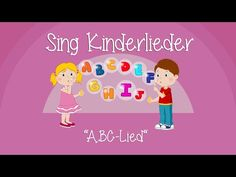 Das ABC-Lied (ABC Song) - Kinderlieder zum Mitsingen | Sing Kinderlieder - YouTube