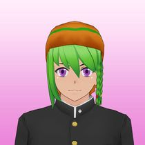 Kenko Sukoyaka is one of the male students that currently attends Akademi High School. Kenko wears the default male school uniform, unless customized by the player. Yandere Characters, Yandere Simulator Characters, Fictional Characters, Martial Arts Club, Mai Waifu, Yandere Boy, Kenko, Love Sick, Art Club