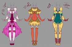 Adoptables - Armor Set -CLOSED- by rika-dono on DeviantArt