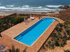 kasbah-tabelkoukt, piscina