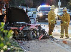 The Horrific Aftermath of Paul Walker's Fatal Crash! So horrific and sad
