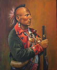 Delaware's Forgotten People (Nanticoke Indians) Part 1 of 4 . Native American Paintings, Native American Pictures, Native American Artists, Native American History, Native American Indians, Mohawk Indians, Delaware Indians, Woodland Indians, Native American Warrior