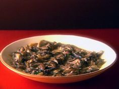 Giada Mushroom Ragu Recipe