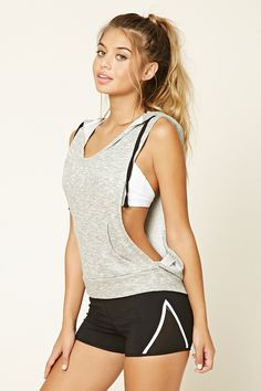 New sport outfit gym fitness work outs 49 ideas. ♡ forever 21 workout pull over Sport Fashion, Fitness Fashion, Fitness Wear, Gym Fitness, Fitness Apparel, Fitness Clothing, Body Fitness, Fitness Tips, Health Fitness