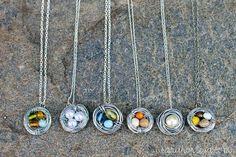 Bird Nest Necklace Craft!