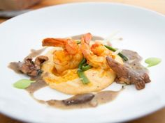 As seen on Beat Bobby Flay: Nuevo Latino Shrimp and Grits