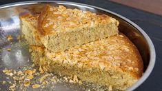 pastel de almendras - mandelkuchen mit olivenoel statt butter.