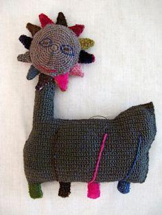 РУКОДЕЛИЕ: Потрясающее вязание Софи Дижар