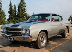 The Chevy Chevelle was a leader in the muscle car world, and the '70s model was a gem. It is the car that most muscle cars are compared to.