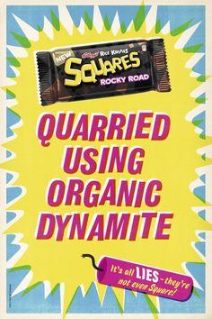 Image result for squares ads