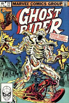 Featured Characters: Ghost Rider (Johnny Blaze) Supporting Characters: Great Vincenzo