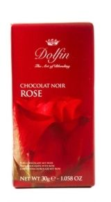 Dark with Rose - Parfum d'Eden - Roses are a true symbol of Love and we blended it with chocolate to express all the love we had for our customers. Chocolate Roses, Love Symbols, Nom Nom, Tasty, Favorite Recipes, Html, Dark, Black People