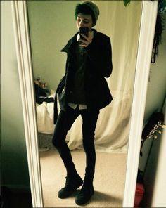 outfit goals (hallucineon on instagram)