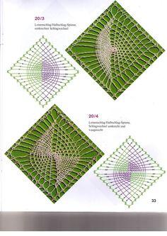 Spinnen 20/3 - 20/4 Bobbin Lace Patterns, Crochet Patterns, Bobbin Lacemaking, Point Lace, Lace Jewelry, Tatting Lace, Needle Lace, Lace Making, Cutwork