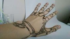 My robotic hand