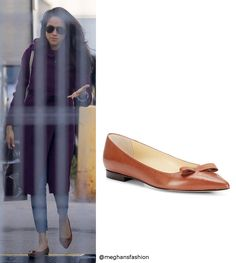 8f954c24d8774 Sarah Flint Natalie Saddle Flats - Meghan Markle s Shoes