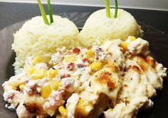 Potato Salad, Mashed Potatoes, Bacon, Paleo, Breast, Ethnic Recipes, Fitt, Whipped Potatoes, Smash Potatoes