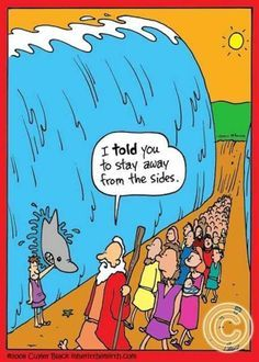 Humorous Christian Pictures - Get Your Laugh On! - Greatest Treasure: Humorous Christian Pictures – Get Your Laugh On! Christian Comics, Christian Cartoons, Funny Christian Memes, Christian Humor, Jw Jokes, Bible Jokes, Haha Funny, Hilarious, Chistes