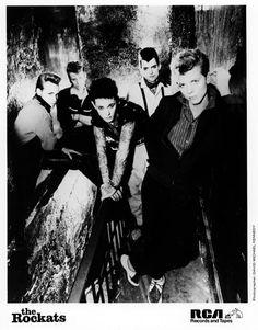 Rockats, 80s rockabilly Rockabilly Artists, Rockabilly Fashion, Rockabilly Style, 80s Fashion, Dark Wave, Teenage Werewolf, Punk Boy, Teddy Boys, Gothabilly