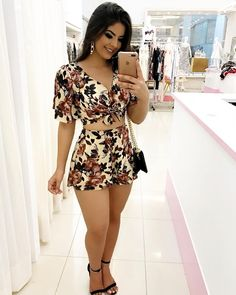 Pin by ready ( beautiful women of the world) on outfits so s Short Outfits, Sexy Outfits, Sexy Dresses, Spring Outfits, Cute Dresses, Dress Outfits, Casual Dresses, Cute Outfits, Fashion Outfits