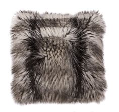 in the mood kussen beatle grijs; sierkussenswebshop Fur Pillow, Pillows, Winter Hats, Cushions, Pillow Forms, Cushion, Scatter Cushions