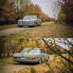 Sourkrauts × Made for Petrolheads Old Mercedes, Mercedes E Class, Classic Mercedes, M Benz, Good Old Times, Old Skool, Vintage Cars, Dream Cars, Classic Cars