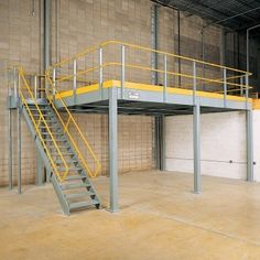 By utilizing this 16 x 11 foot WILDECK Pre Engineered Mezzanine, you can double your usable floor space. Whether you are increasing storage, creating work…