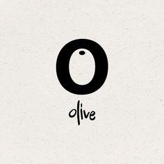 Olive - logo design