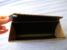 Bolsa carteira Festa - Cartonagem ~ Recicle sua Casa