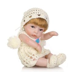 Angeles Reborn supply best Full Body Silicone Baby Dolls that Look Real for  Children a7919c3b8541