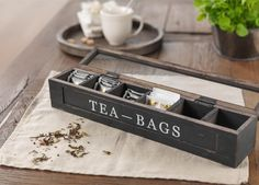 for tea drinkers - no idea where I'd find something like this. But hoping that when I see it, I know it's purpose.