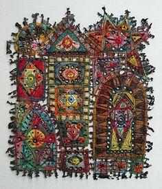 Art In Stitches: More Windows!