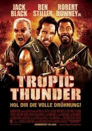 Hd Cuevana Tropic Thunder Pelicula Completa En Español Latino Mega Videos Líñea Tropic Thunder Movie Thunder Movie Movie Posters