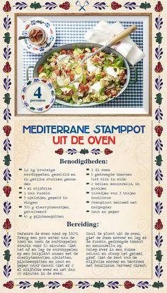 Mediterrane stamppot uit de oven - Lidl Nederland