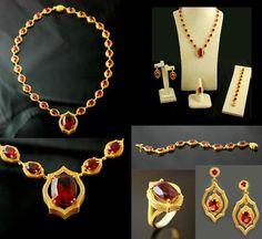 Oregon Sunstone Jewelry from Double Eagle Mining
