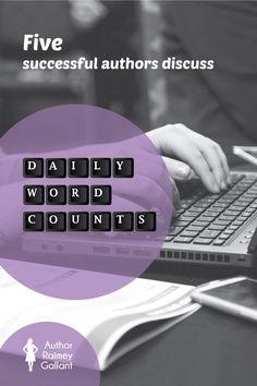 5 Successful Authors