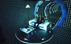 Architizer Blog » Immersive Landscapes: Sony Playstation Turns Room into a Movie Set