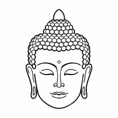 buddha tattoos outline ~ buddha outline tattoo & buddha outline tattoo beautiful & buddha tattoo small outline & outline of buddha tattoo & fat buddha tattoo outline & buddha outline drawing tattoos & buddha tattoos outline & buddha tattoo design outline Art Drawings Simple, Indian Art Paintings, Art Drawings, Madhubani Art, Buddha Art Painting, Mandala Design Art, Buddha Tattoo Design, Art, Buddha Art Drawing