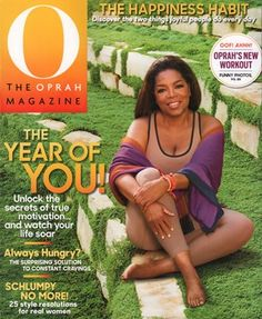 1-Year Subscription to O, The Oprah Magazine for FREE
